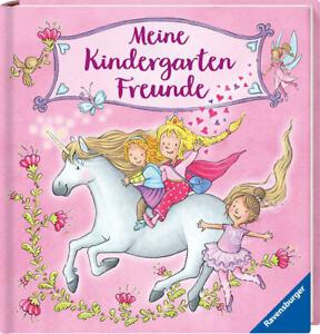 Freundebuch Kindergarten Meine Kindergartenfreunde Einhorn Ab 3 Jahren + BONUS