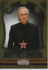 2011 PANINI AMERICANA - PROOF MATERIALS - DAVID CARRADINE 21/25 - KUNG FU/KILL B