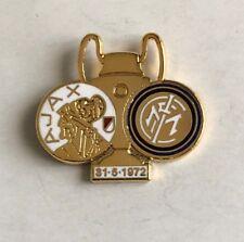 "INTER FC PINS FINALE COPPA CAMPIONI 1971-72  AJAX - INTER  ""N: 076 clips"