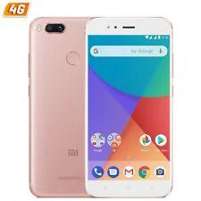 Teléfonos móviles libres rosas Xiaomi Mi 4 con Android