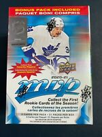 2020-21 Upper Deck MVP Hockey NHL Blaster Box