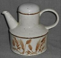 Midwinter Stonehenge WILD OATS PATTERN Teapot w/Lid MADE IN ENGLAND