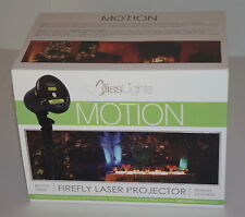 BLISSLIGHTS SPRIGHT MOTION W REMOTE FIREFLY LASER PROJECTOR 2500 SQ FT GREEN NEW