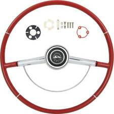 1964 Chevrolet Impala Red Steering Wheel Kit