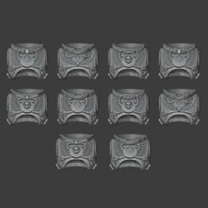 Primaris Scale Torso Conversion Kits - Ultramarines - Set of 10