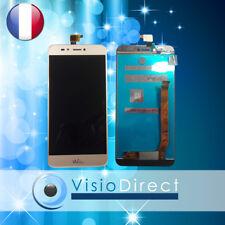 """Ecran complet pour Wiko UPulse U-Pulse Lite Or doré 5.2"""" vitre tactile + LCD"""
