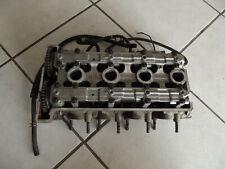 Yamaha YZF R6 RJ03 Zylinderkopf cylinder head Motor engine Kurbelwelle J1