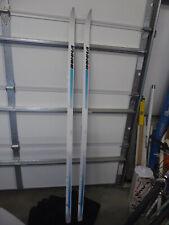 Vintage 1980s/90s BONNA PATHFINDER LT Waxless Cross Country Skis 200cm BRAND NEW