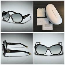 $539 NEW W/ Case & Cards BALENCIAGA SUNGLASSES  ~ BLACK MIRRORED REFLECTIVE