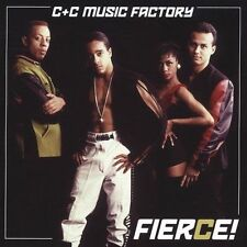 C & C Music Factory : Fierce CD