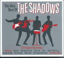 The Shadows - The Very Best Of - Greatest Hits - 62 Orginal Recordings 3CD NEW