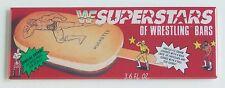 Wrestling Superstars Ice Cream FRIDGE MAGNET (1.5 x 4.5 inches) wrapper box