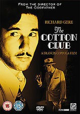 THE COTTON CLUB - NEW / SEALED DVD - UK STOCK