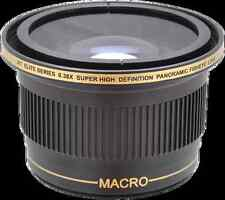 Ultra Super HD Panoramic Fisheye Lens For Sony DSLR-A900 DSLR-A850