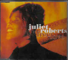 Juliet Roberts-Free Love cd maxi single