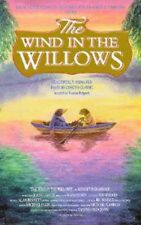 THE WIND IN THE WILLOWS Video-VHS- NTSC