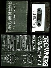 Drowners Power Sandwich USA Cassette Tape Noise Experimental  DIY demo