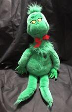 "1997 Large 27"" Dr. Seuss How the Grinch Stole Christmas Macys Plush - EUC  BIN21"