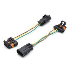11-14 Polaris RZR 800 To LED 900XP Headlight Conversion Wire Harness Plugs LH/RH