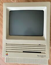 Macintosh SE FDHD -working VINTAGE  with Mouse & Extended KB