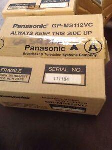 Pansonic GP-MS112VC CCD Camera (NEW), CCDWorld