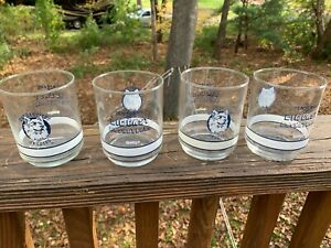 NCAA Connecticut Huskies 2011 National Champions 2 Ounce Cordial Glass
