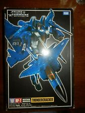 Takara Tomy Transformers Masterpiece MP-7 Thundercracker 100% Complete MIB