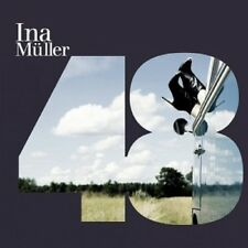 INA Müller - 48 (CD) 13 tracks tedesco-POP NUOVO