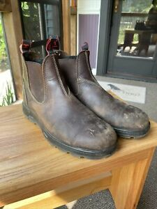 redback boots 10