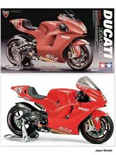 DUCATI DESMOSEDICI T.Bayliss L.Capirossi Tamiya 14101 1/12 Model Kit Nuovo New