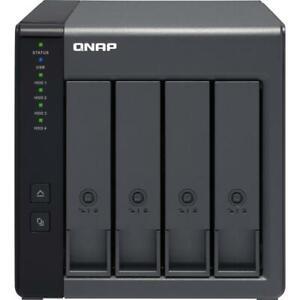 QNAP TR-004 4 Bay USB 3.0 RAID NAS Expansion Enclosure - TR-004