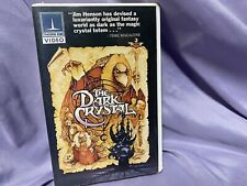 The Dark Crystal betamax With Case