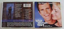 SINATRA / BOBBY DARIN / PEGGY LEE / LOU RAWLS (CD) WHAT WOMEN WANT - BOF