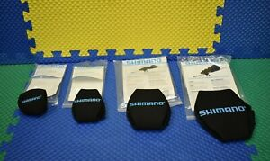 Shimano Neoprene Round Reel Covers ANRC SM, MED, LG, XL  CHOOSE YOUR SIZE!