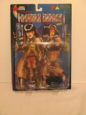 "Double Impact Blood Splattered Alexys Short Pack Variant Rare 6"" Action Figure"