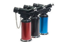 New Iron Butane Gas Micro Torch Craft Lightweight Compact Refillable Torch