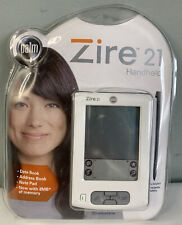 Palm Zire 21 Handheld Palm Pilot Pda White 8Mb Memory New Sealed