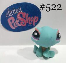 Authentic Littlest Pet Shop - Hasbro LPS - TURTLE #522