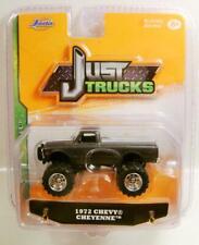 1972 '72 Chevy Cheyenne Pickup Truck Just Trucks Diecast 2015 Wave 8 Jada Rare