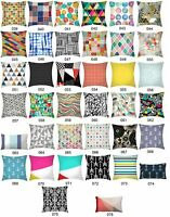 Geometric Vintage Pattern Throw Pillow Case Cushion Cover Kids Room Home Decor