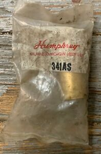HUMPHREY 341AS AIR PILOT WITH SNAP ACTION NEW IN PACKAGE