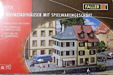 Faller 191706 2 Townhouses w/ Toy Store, Klienstadthäuser mit Spielwarengeschäft