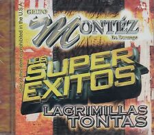 Grupo Montez De Durango Lagrimillas Tontas CD New Nuevo Sealed Sellado