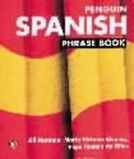 Spanish Phrase Book by Jill Norman, Pepa Olins, Maria Alvarez (Paperback, 1988)