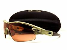 New! OAKLEY King's Desert Camo Radar Pitch w/VR28 24-154