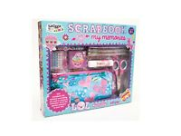 Smiggle Scrapbook My Memorise Activity Pack Set Kit Bundle With Gel Pens And...