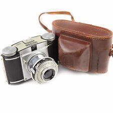 Braun Paxina Camera 120 Film with Braun - Praxar 75mm f/3.5 Lens