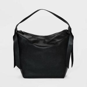 Soft Hobo Handbag – a New Day Black