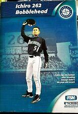 2005 ICHIRO SUZUKI Commemorative BOBBLEHEAD - MLB Record 262 Hits in a Season