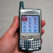 Palm Treo 650 Sprint-PCS PDA Camera Wireless Cell Phone smart bluetooth 650p -C-